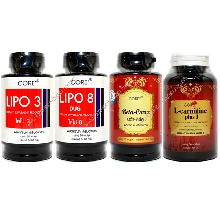 Lipo3 + Lipo8 + Beta Curve + L-Carnitine Plus I